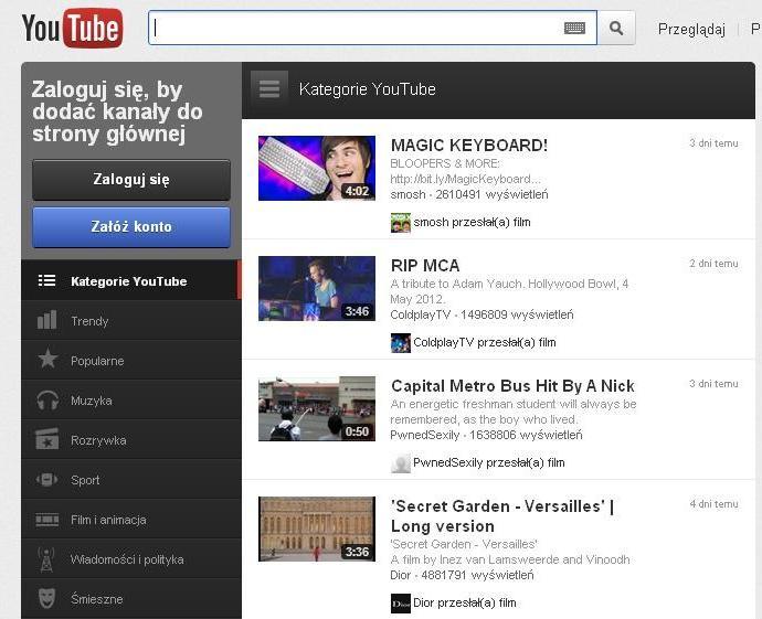 Co zrobić by Twój film stał się hitem YouTube'a