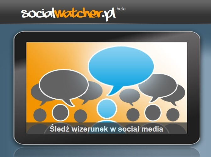 Social Watcher - nowe narzędzie do monitoringu social media