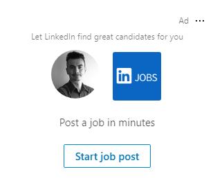 Reklamy dynamiczne na LinkedIn